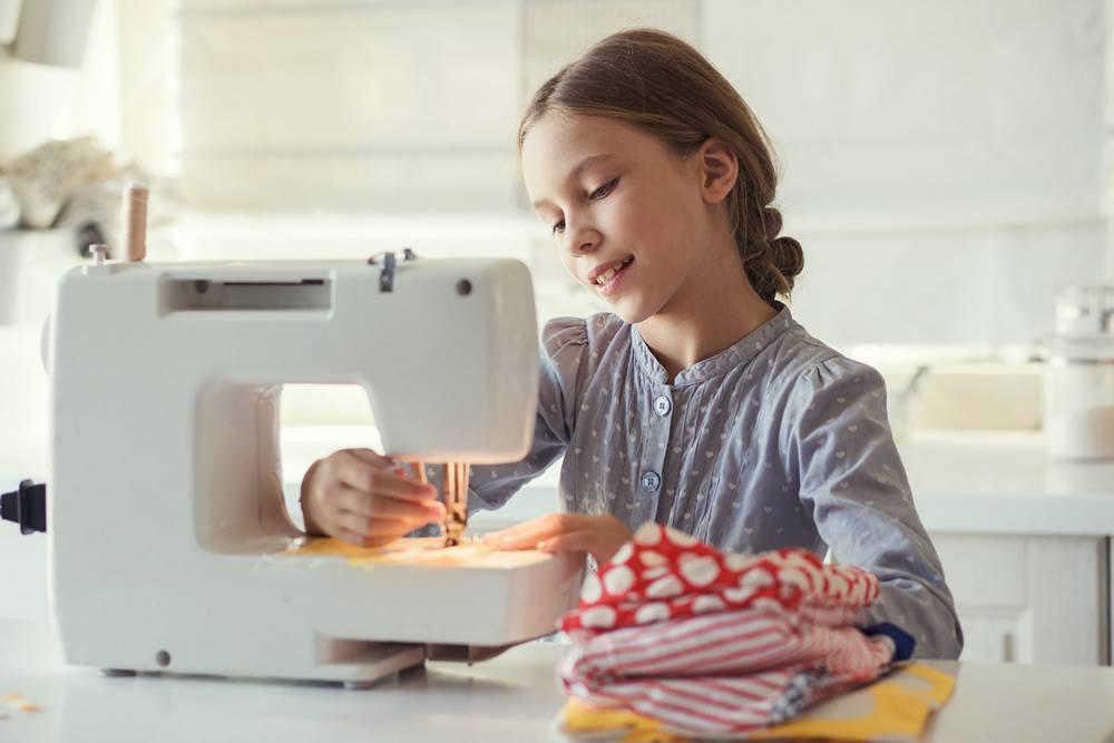 Sobotnie warsztaty szycia dla dzieci